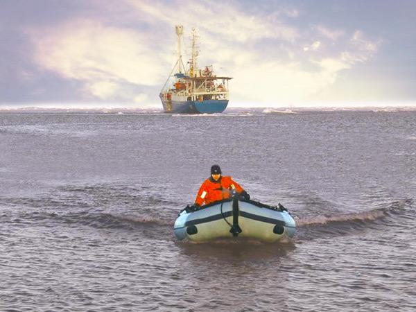 Rigid Inflatable Boat Preliminary Design