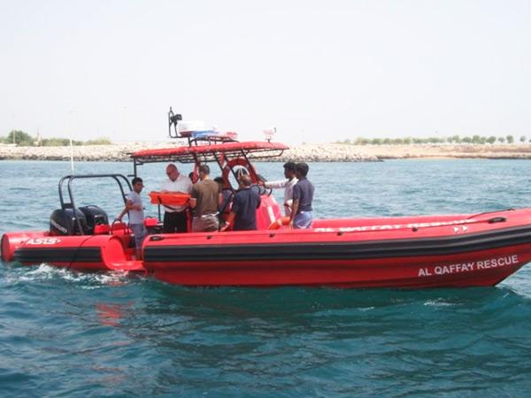 RHIB Piloting Training by ASIS Boats