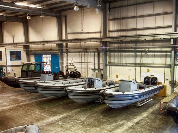RHIB Advance Maritime Solution Provider