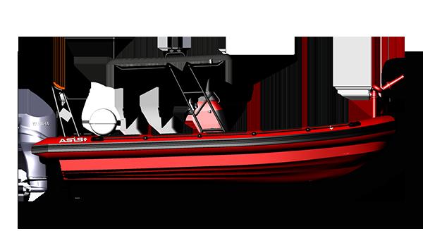 Professional Fire Boat