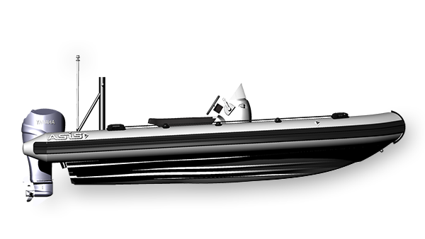 Towing Rigid Inflatable Boat