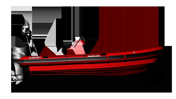 Professional Fast Rescue Craft