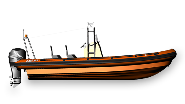 First Responder Search & Rescue Boats