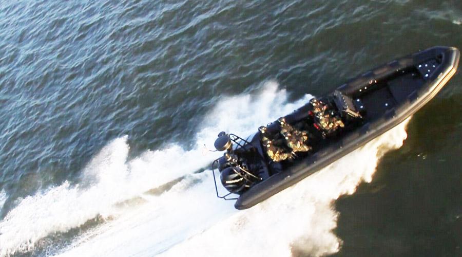 Coastguard RIB Boats