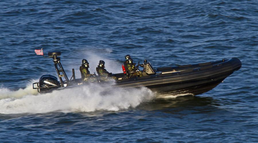 Coastguard Rigid Inflatable Boats