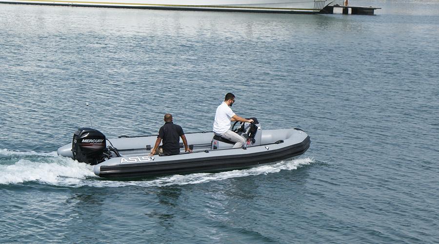 Military Navy Patrol Boat