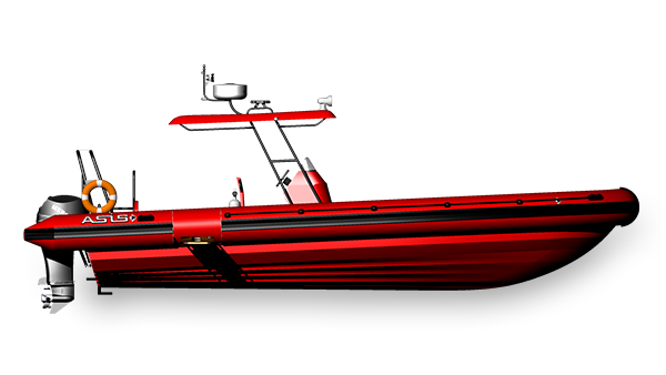 Search and Rescue Patrol Boat