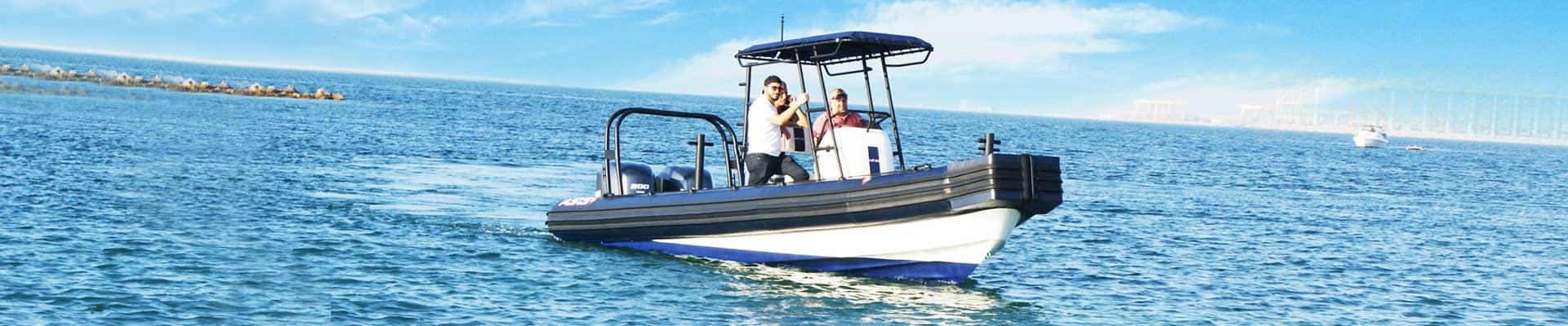 rigid-inflatable-boat